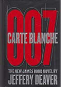 Carte Blanche 007 - Jeffery Deaver