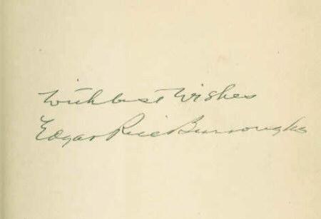 Robert E Lee Signature
